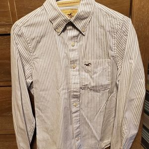 Hollister Causal Button Up Shirt